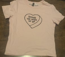 Cropped Ariana Grande H&M Shirt