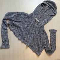Cropped Kapuzen Top/ leichter Pullover