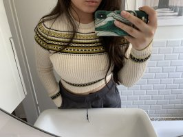 BDG Knitted Sweater multicolored