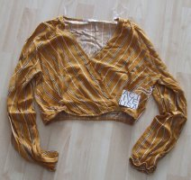 active Cropped shirt oker