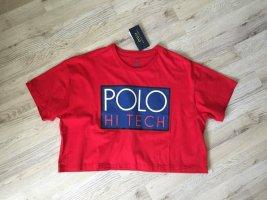 Polo Ralph Lauren Koszula o skróconym kroju Wielokolorowy Bawełna