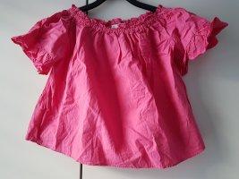 Pull & Bear Blusa rosa
