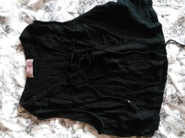 cropped top mit lace up von Pull&Bear