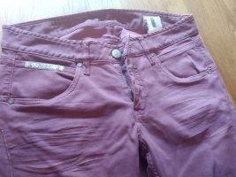 Herrlicher Boyfriend jeans framboosrood