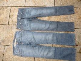 CROSS JEANS Low Rise Jeans dark blue