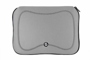 CRUMPLER The Gimp Laptop Notebook Tasche Sleeve silber