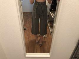 H&M Pantalone culotte grigio