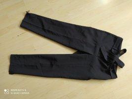 Culotte schwarz mit Schleife