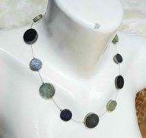 Culture Mix Collier Halskette mit schimmernden Capiz Muscheln - NEU
