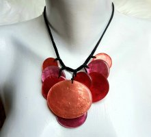 Culture Mix Shell Necklace multicolored