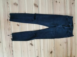 Cut out Jeans von Zara