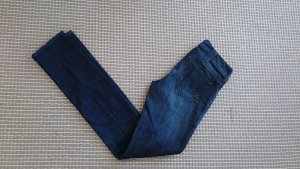 Cycle Skinny Jeans dark blue cotton