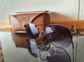 D.Franklin Oval Sunglasses multicolored