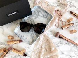 D&G Cateye Sonnenbrille Braun