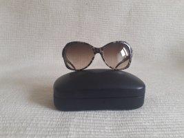 Dolce & Gabbana Gafas de sol ovaladas marrón-beige
