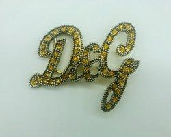 Dolce & Gabbana Klamra złoto-brąz