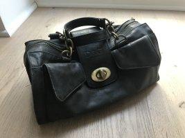 D&G kleine Leder Handtasche