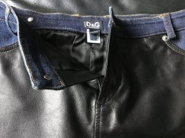 D&G Lederrock Gr. IT 40 / W 26 / DE 34/36