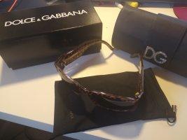 Dolce & Gabbana Occhiale nero-marrone