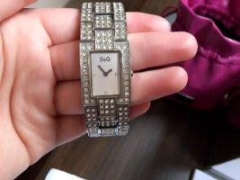Dolce & Gabbana Watch white-silver-colored