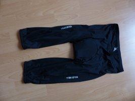Trigema Pantalone da ginnastica nero Poliestere