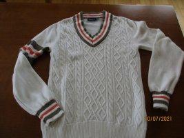 daily sports V-Ausschnitt Pullover