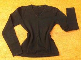 DameDamen Pullover V Ausschnitt leicht Gr.XS in Schwarz von b.young