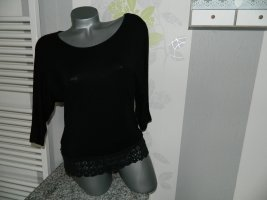 Damen 3/4 arm Shirt Größe S von Amisu (701)
