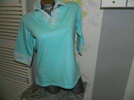 Damen 3/4 Arm Shirt in Doppel Optik Größe 44 von Biaggini (Nr1116)