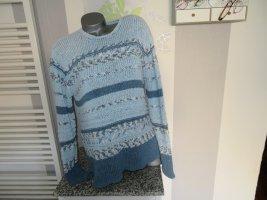 Joy Pullover a maglia grossa multicolore Acrilico