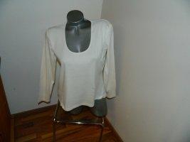 Damen Basic langarm Shirt Größe 42 von More & More (R45)