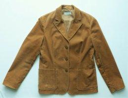 Damen Blazer C&A CANDA Gr. 40 / M Anzugsjacke Jacke Sakko Cord guter Zustand Cordjacke
