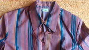 Damen Bluse Blusenhemd Gr.38 gestreift von Delmod NW