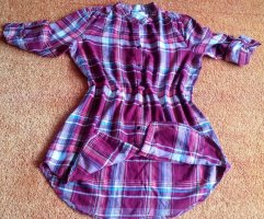Damen Bluse Hemd long gestreift Gr.40 in Bunt von H&M