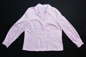 Atelier GS Long Sleeve Blouse light pink cotton