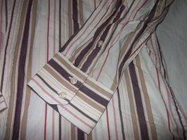 Damen Bluse langarm/ gestreift