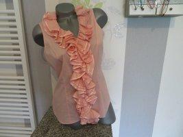 Damen Bluse mit Volants Größe 40 von Debbie Shuchat (383)