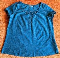 Damen Bluse Sommer Shirt Gr.46 in Petrol von Yessica C&A