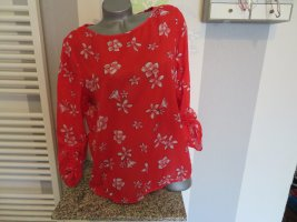 Street One Blouse Shirt red