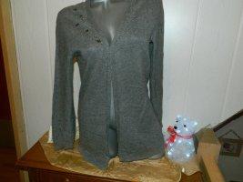 Damen Cardigan Strickjacke Wolle  Größe 38 von 1.2.3 Paris (X420)