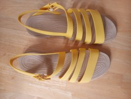 Crocs Comfort Sandals yellow