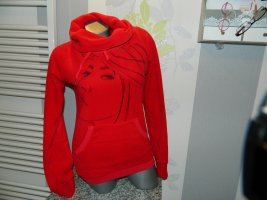 Damen Fleece Pullover Hoodie Größe S von Frech Made (CC22)