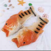 & other stories Flip-Flop Sandals orange
