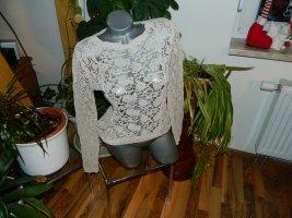 Damen Grobstrick Pullover Größe S von Jean Pascale (Nr23)