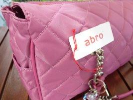 Damen Handtasche von Abro in pink - neu m. Etikett
