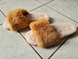 Scuffs brown pelt