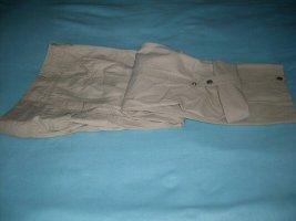 Biaggini Spodnie dresowe jasnobeżowy Bawełna