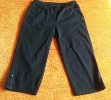 Zerres Jeans a 7/8 nero Cotone