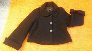 Damen Jacke Designer Woll Blazer weich Gr.40 in Schwarz von Mötivi NW
