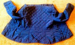 Damen Jacke Moderne Stepp Jacke Gr.38 in Blau von Divided NW